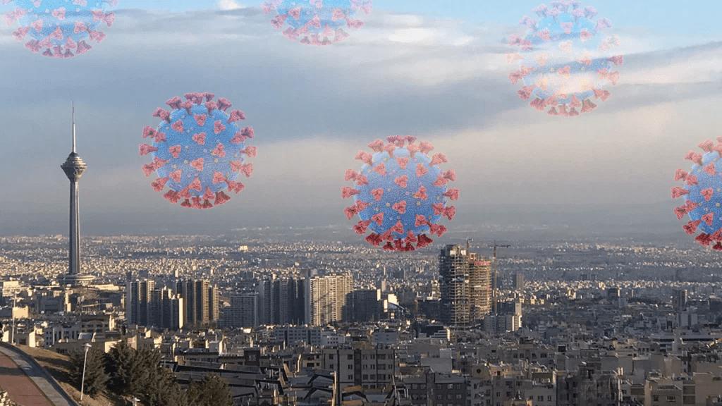 Smog korona vírus